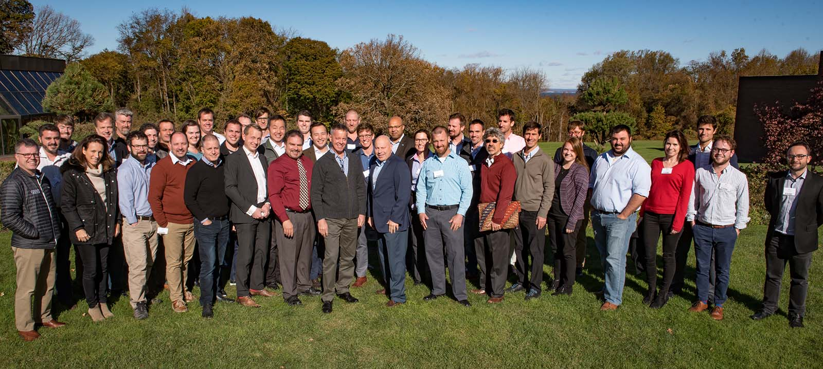 forty of the brightest minds in solar energy