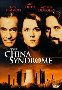 China syndrome movie poster