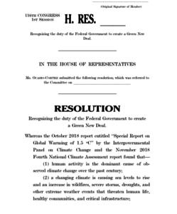 The Green New Deal screenshot