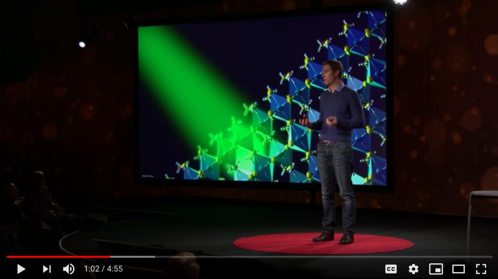 Sam Stranks explains a radical new approach to solar power