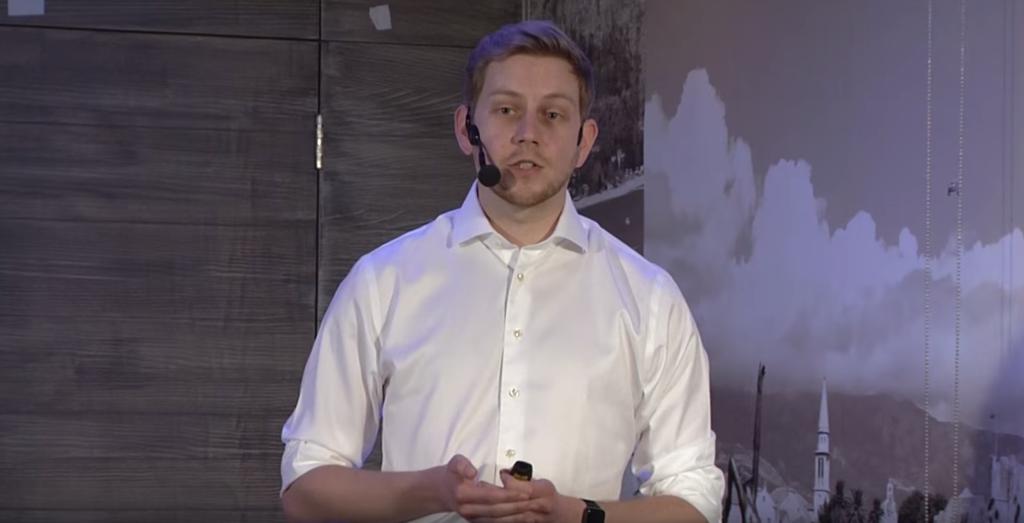 Batteries Not Included Marek Kubik TED talk