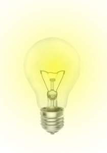A lightbulb - how much coal pollution is generated powering this bulb for a year?