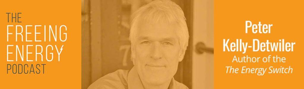 Peter Kelly-Detwiler podcast